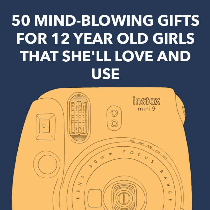 12 Year Old Girl Birthday Gift Ideas  50 Mind blowing Gifts for 12 Year Old Girls That She ll