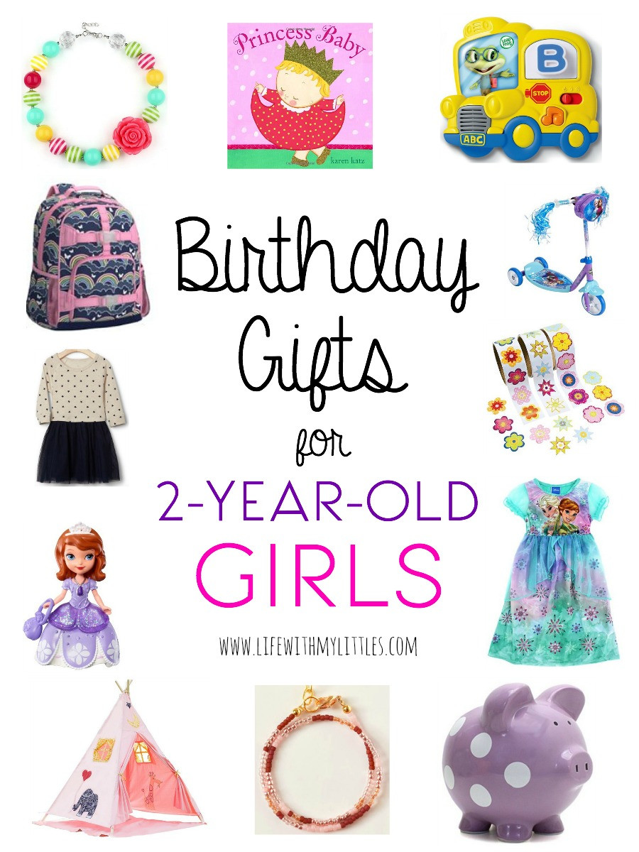 12 Year Old Girl Birthday Gift Ideas  Birthday Gifts for 2 Year Old Girls Life With My Littles