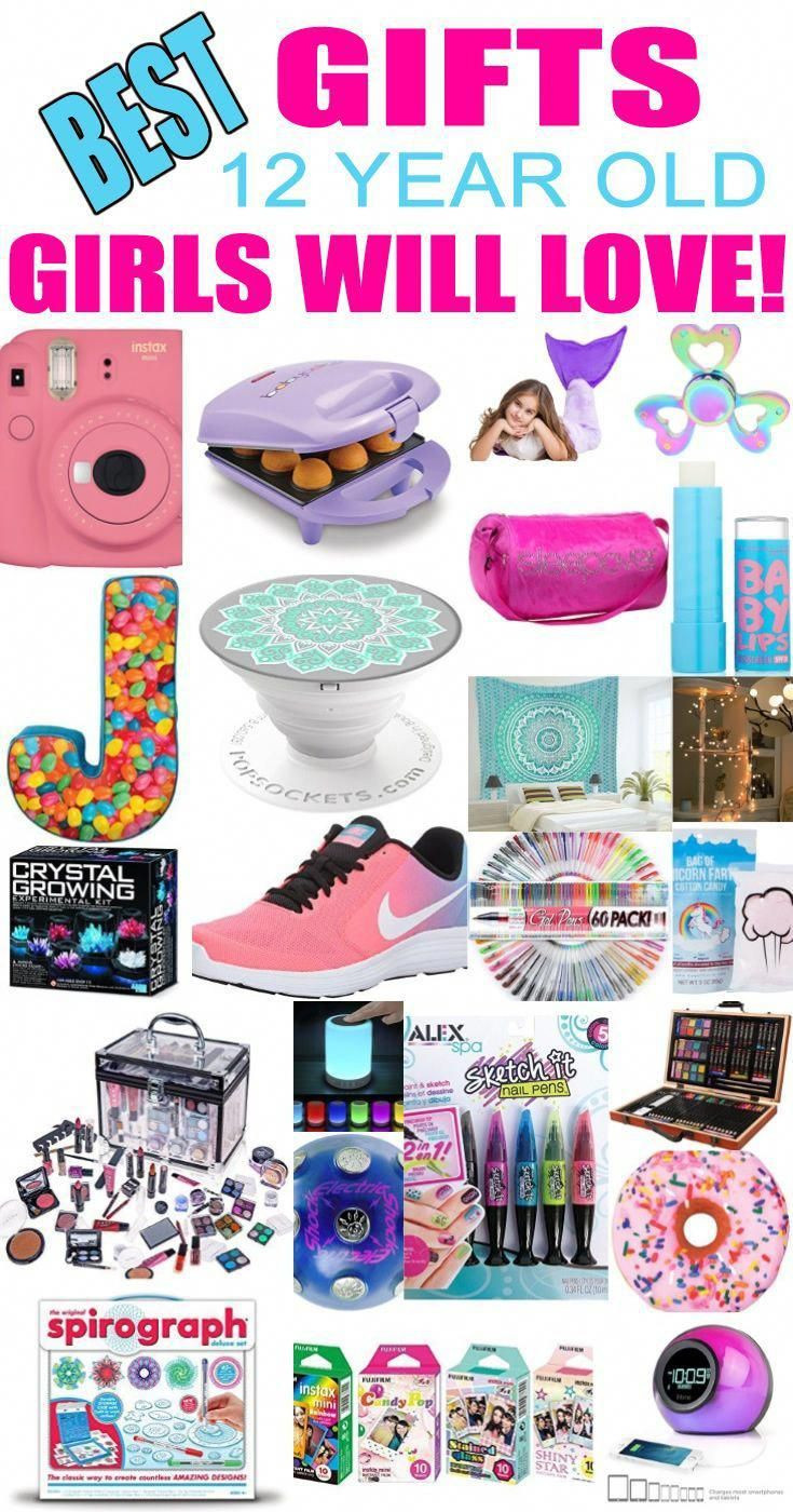 12 Year Old Girl Birthday Gift Ideas  Pin on diy ts For Girls