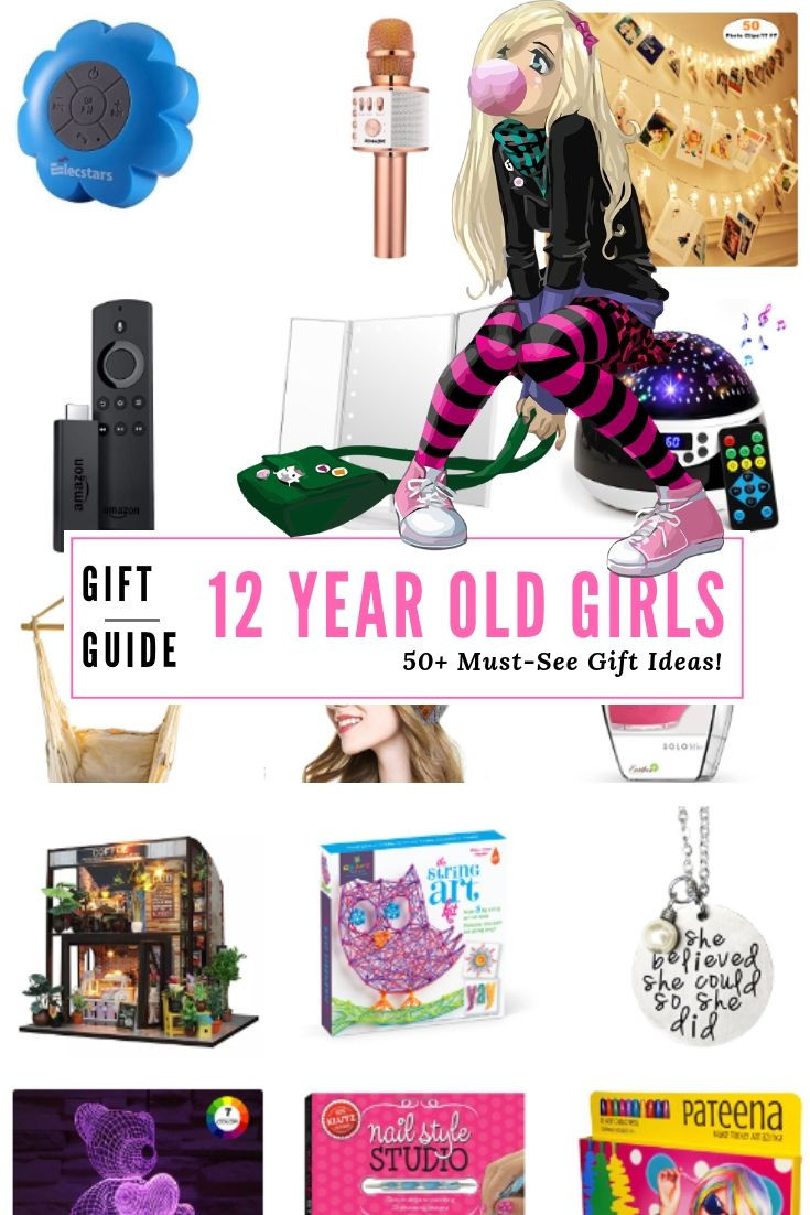 12 Year Old Girl Birthday Gift Ideas  Best Gifts and Toys for 12 Year Old Girls