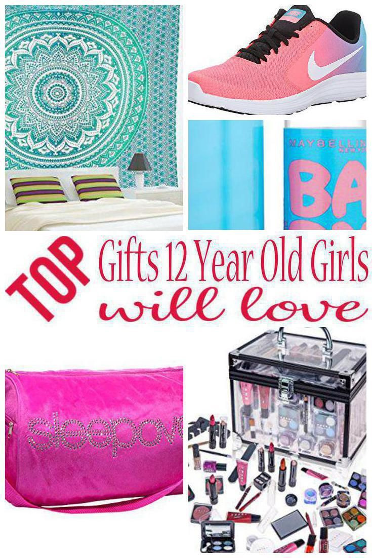 12 Year Old Girl Birthday Gift Ideas  Best Gifts For 12 Year Old Girls