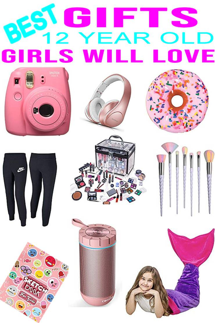 12 Year Old Girl Birthday Gift Ideas  Best Gifts 12 Year Old Girls Will Love