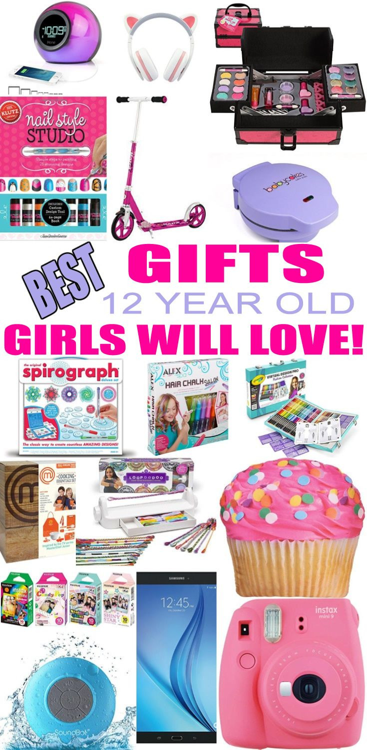 12 Year Old Girl Birthday Gift Ideas  Best Toys for 12 Year Old Girls