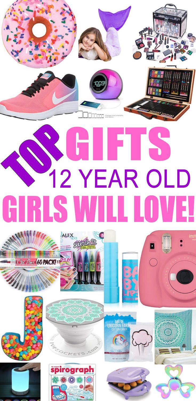 12 Year Old Girl Birthday Gift Ideas  Pin on Top Kids Birthday Party Ideas