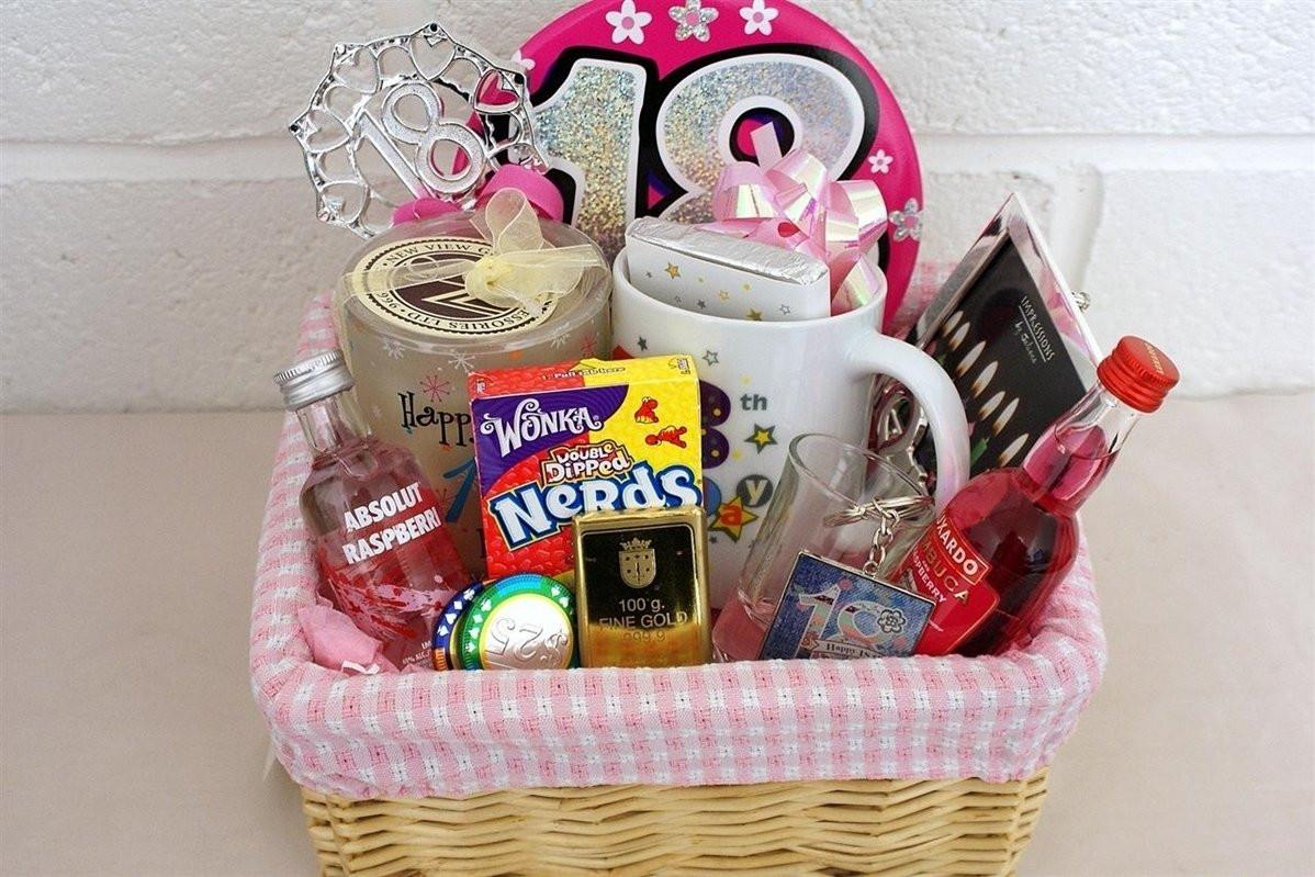 18Th Birthday Gift Ideas For Girl  10 Stylish 18Th Birthday Present Ideas For Girls 2019