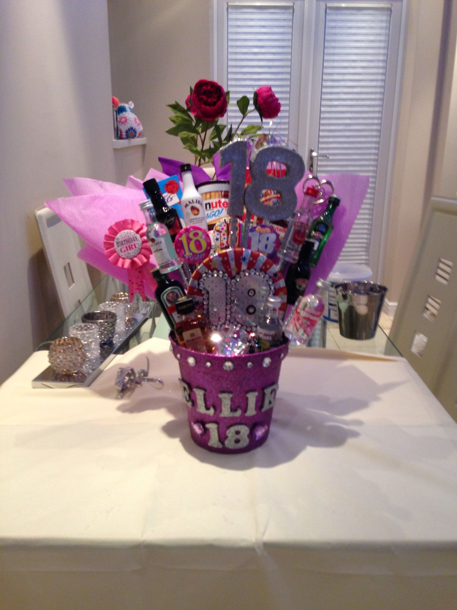 18Th Birthday Gift Ideas For Girl  18th birthday bucket …