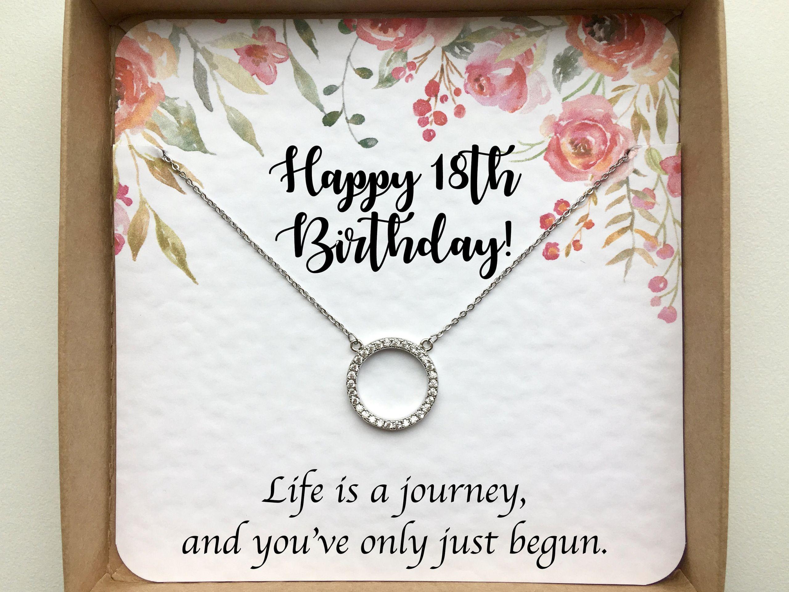 18Th Birthday Gift Ideas For Girl  18th birthday ts for girls 18th birthday t for