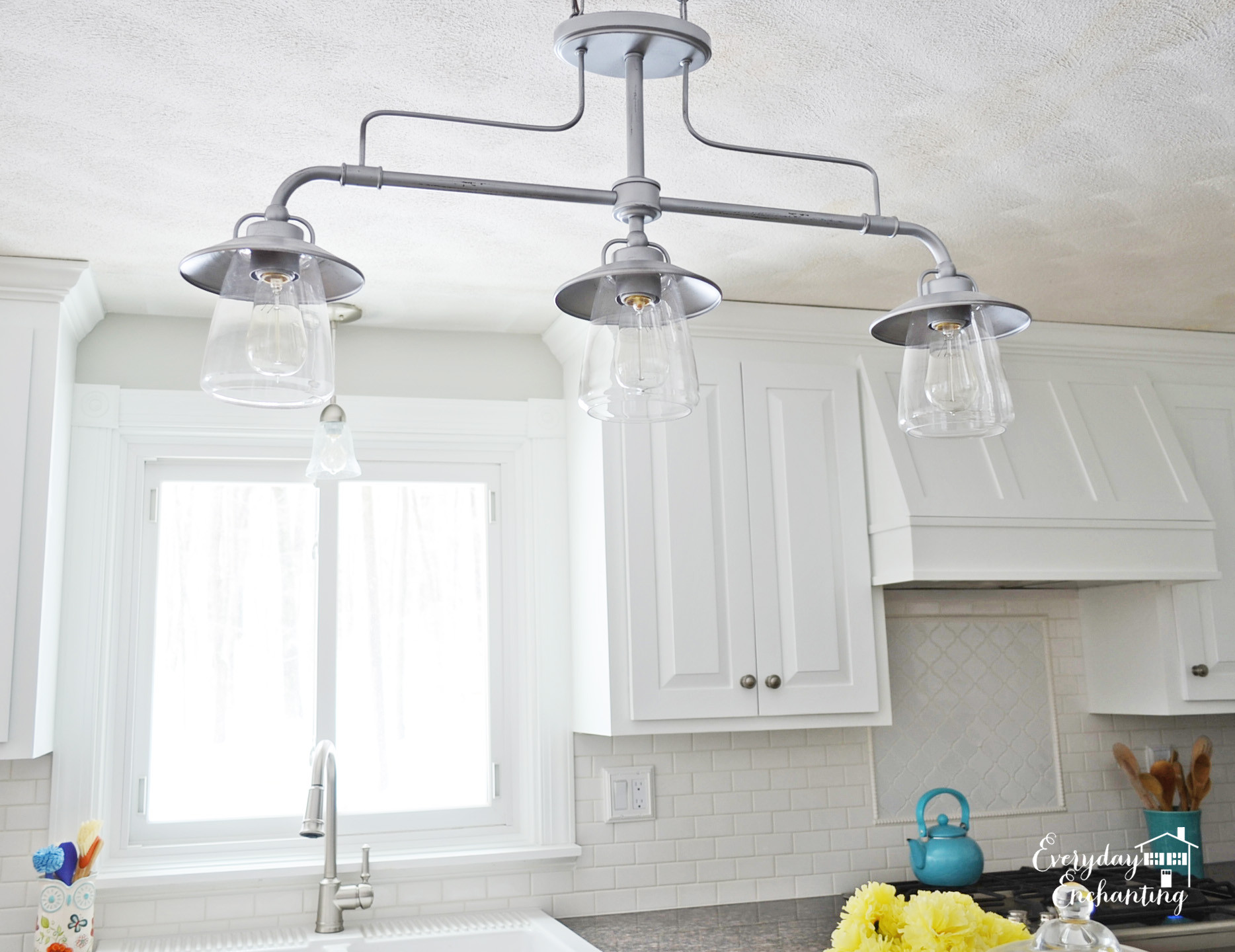 1950'S Kitchen Light Fixtures  Remodelaholic