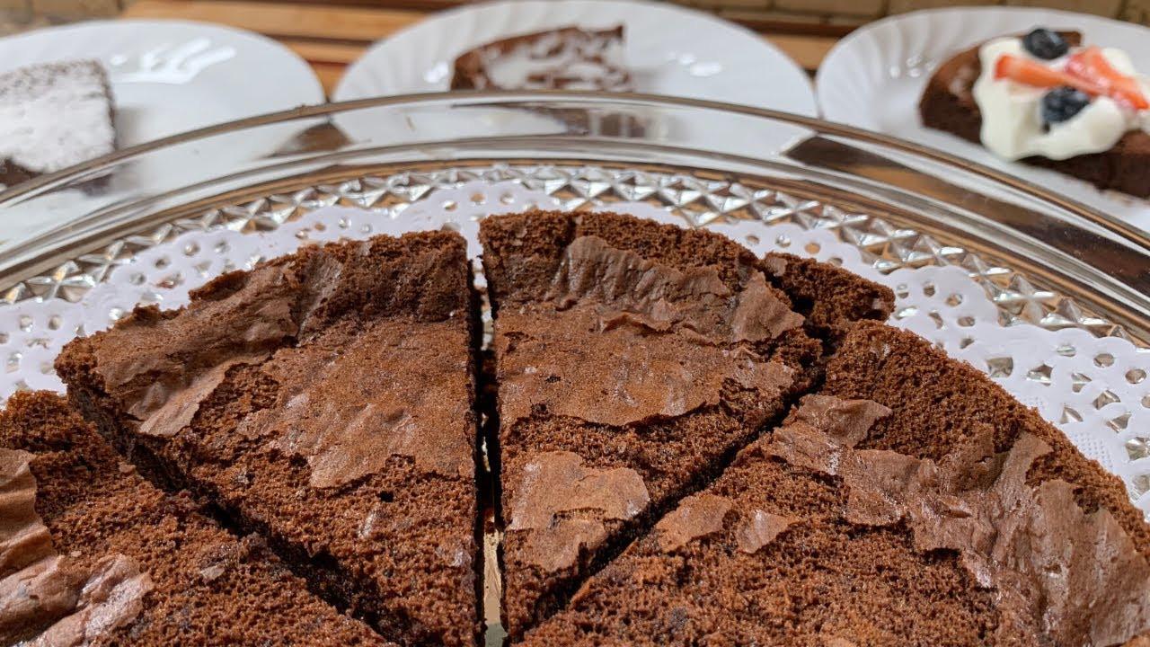 2 Ingredient Chocolate Cake  2 Ingre nt Chocolate Cake