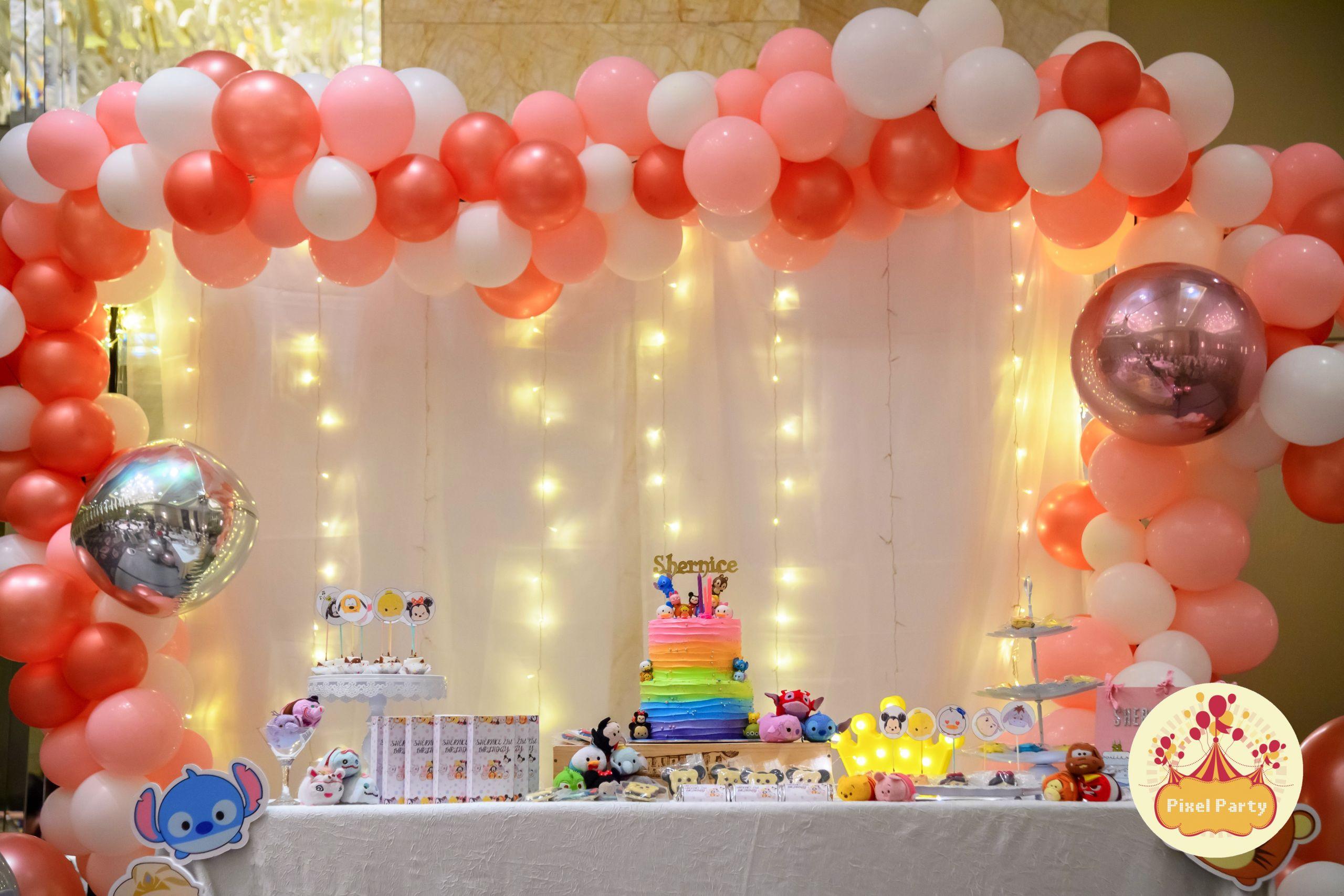 21st Birthday Decorations  21st birthday decoration singapore