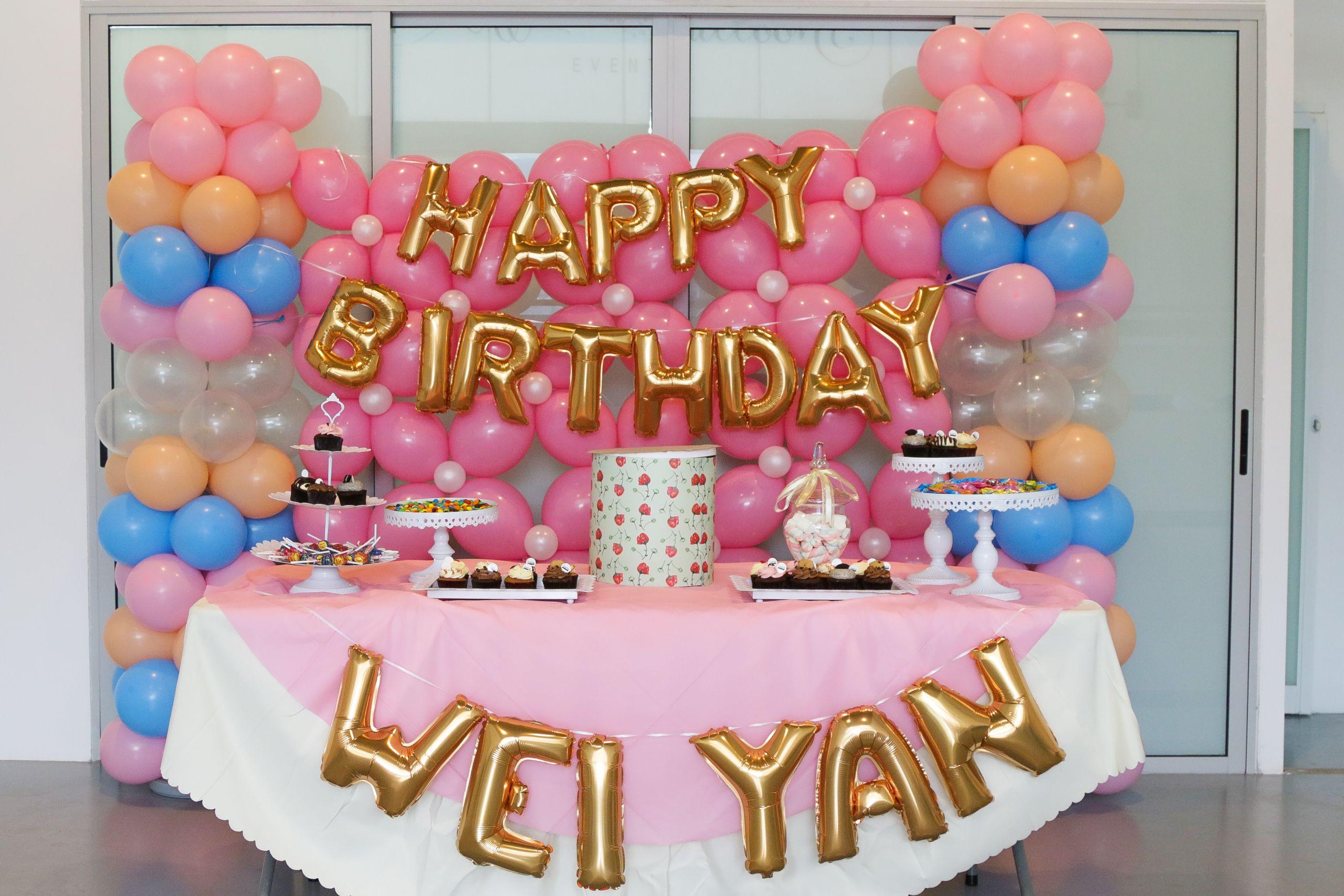 21st Birthday Decorations  21st Birthday Party