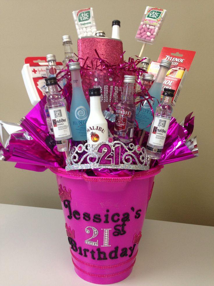 21St Birthday Gift Ideas For Girlfriend  Best 25 21st Birthday Gift Ideas DIY Design & Decor