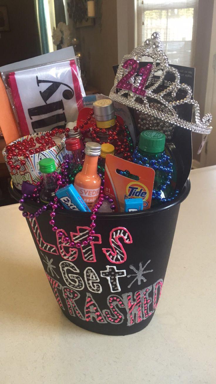 21St Birthday Gift Ideas For Girlfriend  The 25 best 21st birthday ts ideas on Pinterest