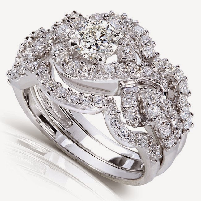 3 Piece Wedding Ring Set  Here Are Daily Updates Women And Girls Fashion 3 Piece