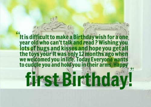 3 Year Old Birthday Quotes  Birthday Quotes for one year old Baby 3 – Funpro