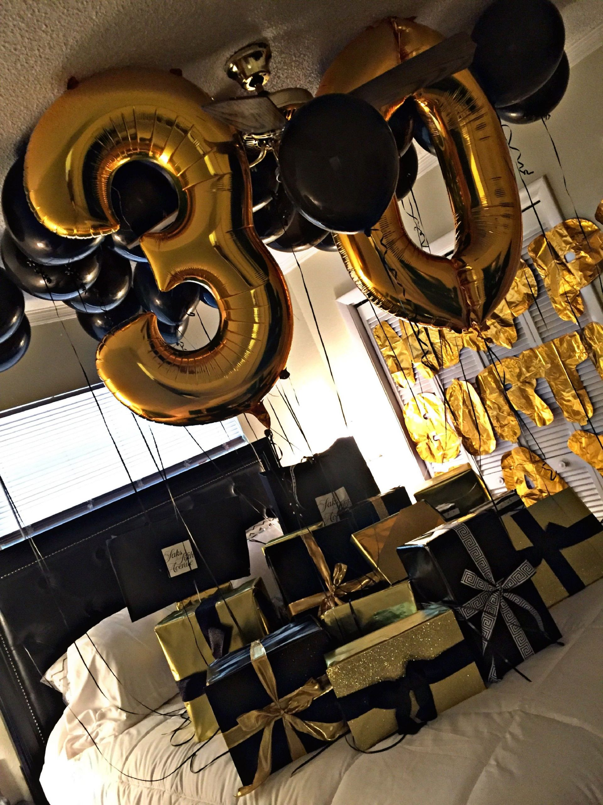 30Th Birthday Gift Ideas For Him  30 Gifts for my husband 30th birthday