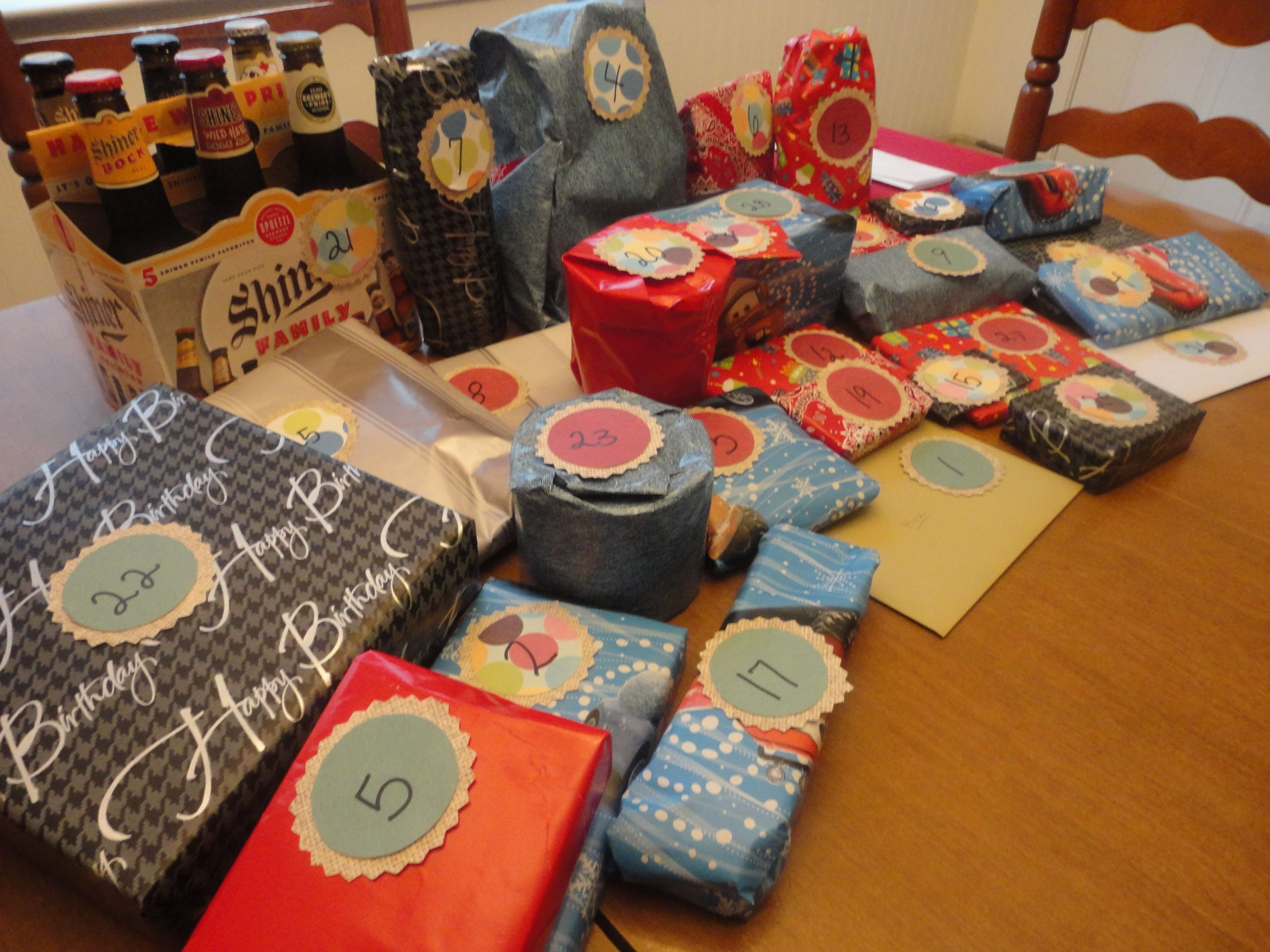 30Th Birthday Gift Ideas For Him  30 ts for 30th birthday …