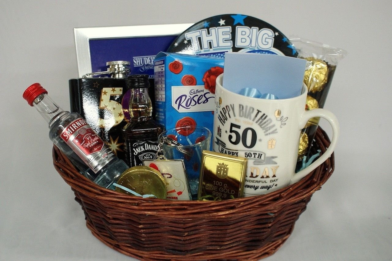 50Th Birthday Gift Ideas Men  10 Nice Mens 50Th Birthday Gift Ideas 2019