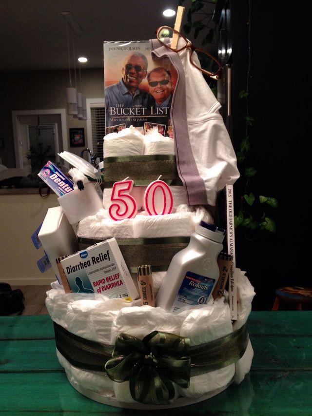 50Th Birthday Gift Ideas Men  38 best Party abraham sarah 50 jaar images on Pinterest