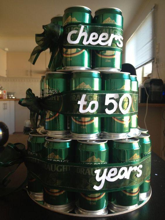 50Th Birthday Gift Ideas Men  20 Fun 50th Birthday Party Ideas For Men Shelterness