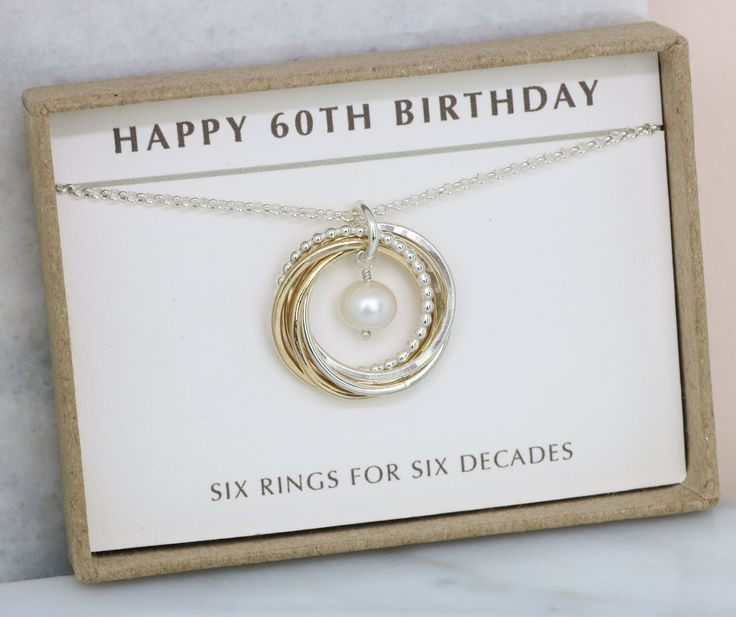 60Th Birthday Gift Ideas For Her  60th birthday t idea June birthday t pearl