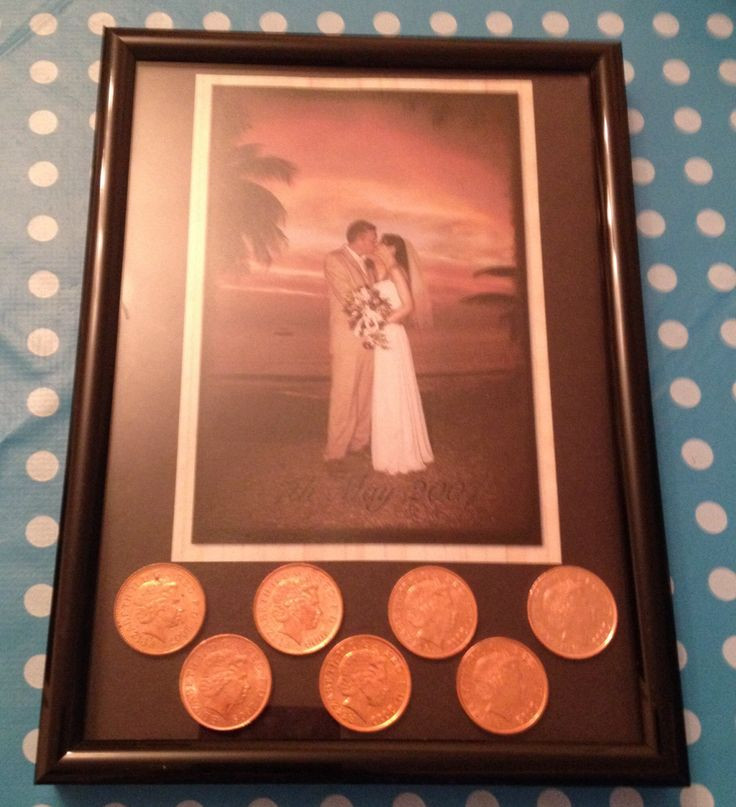 7Th Anniversary Gift Ideas For Him  7th Wedding Anniversary Gift Ideas For Him