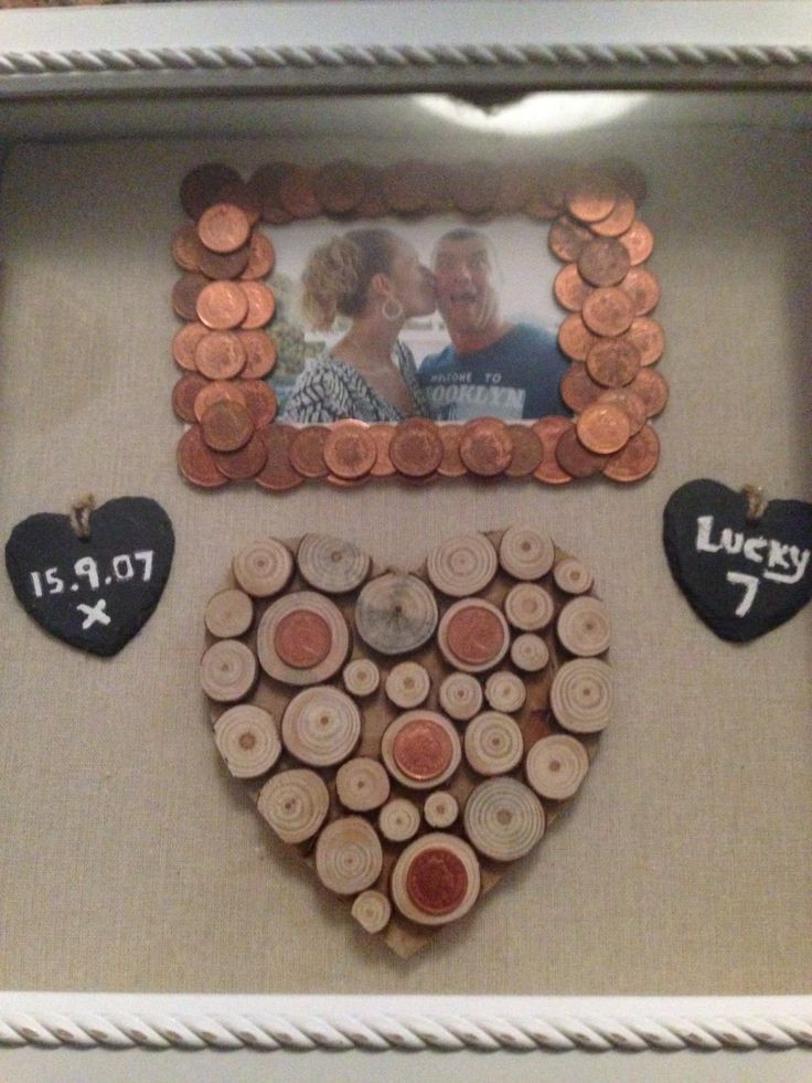 7Th Anniversary Gift Ideas  7th Wedding Anniversary Gifts For Him