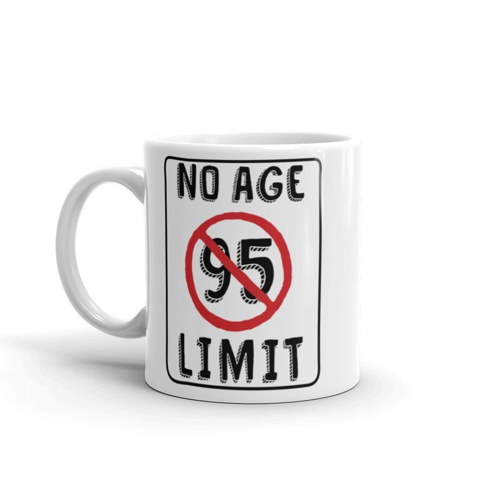 95Th Birthday Gift Ideas  No Age Limit 95th Birthday Gift Mug