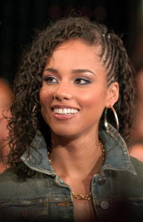 Alicia Keys Braids Hairstyles  Alicia keys braided hairstyles