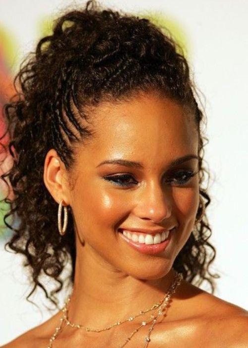Alicia Keys Braids Hairstyles  Top 100 Braided Hairstyles