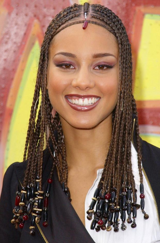 Alicia Keys Braids Hairstyles  Braids from Darling Harusinzuri
