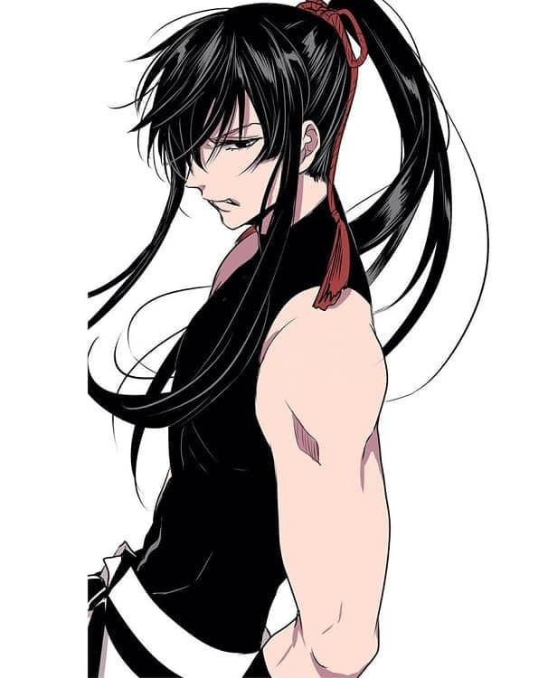 Anime Hairstyle  Top 12 Anime Guys With Long Hair 2020 Picks