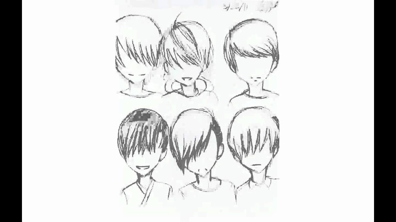 Anime Hairstyles For Girls  Anime Hairstyles for Girls