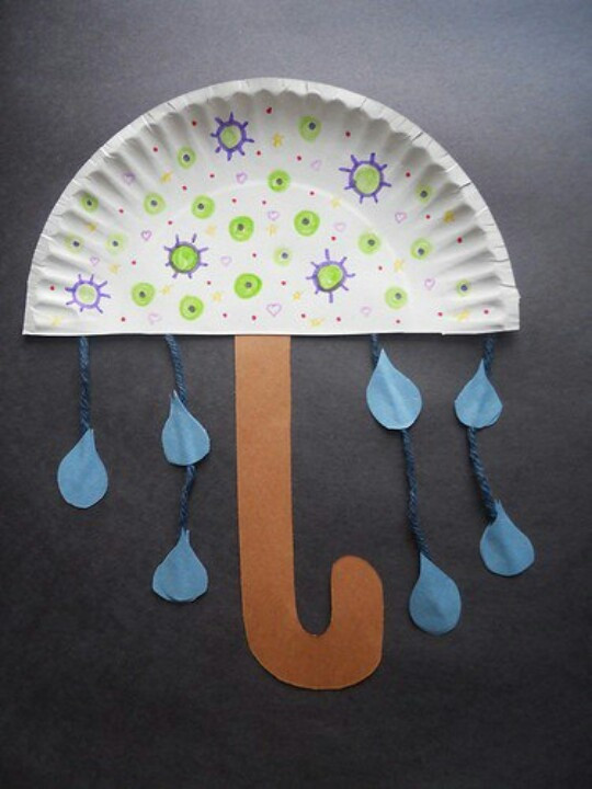 April Crafts For Toddlers  1000 images about April Who Likes Rain on Pinterest