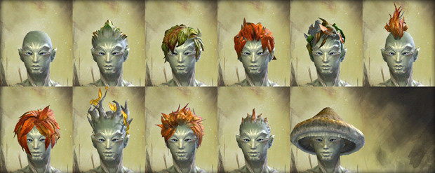 Ark Female Hairstyles  The MMORPG Disillusionment An Analysis of Changing