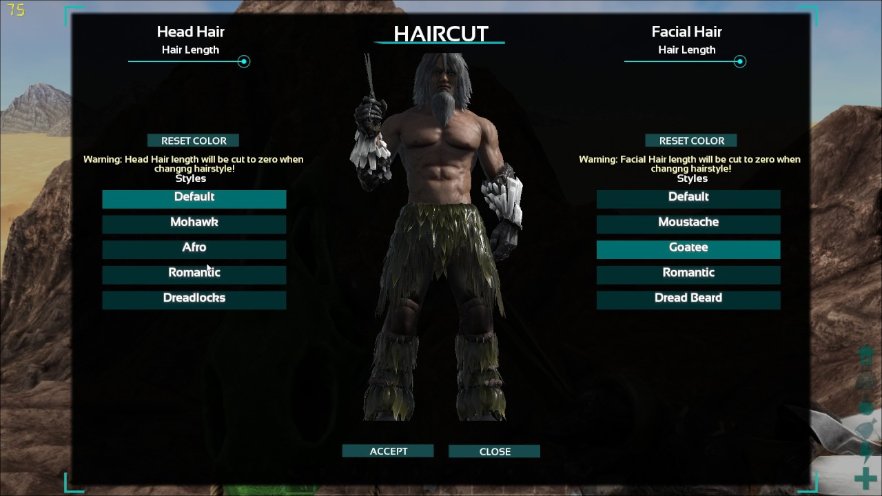 Ark Female Hairstyles  ARK Survival Evolved ALL Hairstyles and Beards