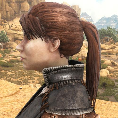 Ark Female Hairstyles  Хвост ARK Survival Evolved вики