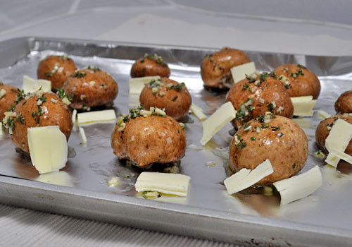 Baby Bella Mushrooms Recipes  Baked Cremini Baby Bella Mushrooms