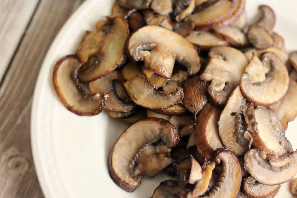 Baby Bella Mushrooms Recipes  Fettuccine with Baby Bella Parmesan Sauce Mom Needs