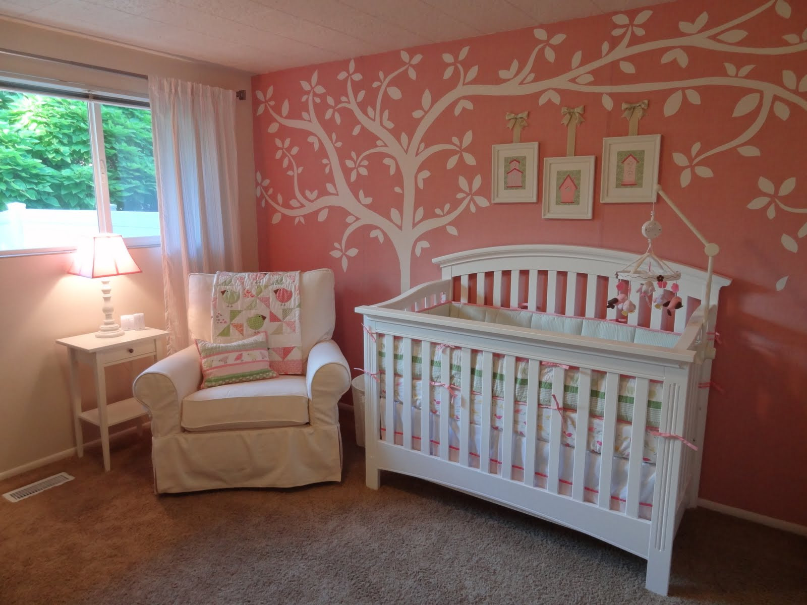 Baby Girl Room Decoration  Numbered Street Designs Adorable Baby Girl Nursery