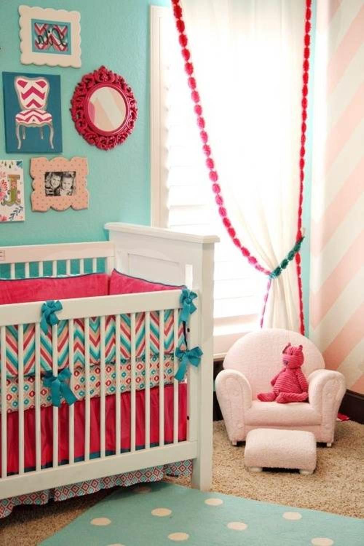 Baby Girl Room Decoration  25 Baby Bedroom Design Ideas For Your Cutie Pie