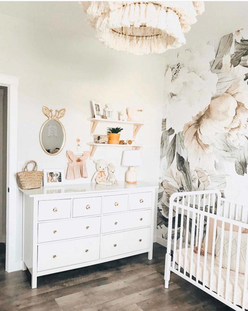 Baby Girl Room Decoration  Our Baby Girl Nursery Decor Inspiration
