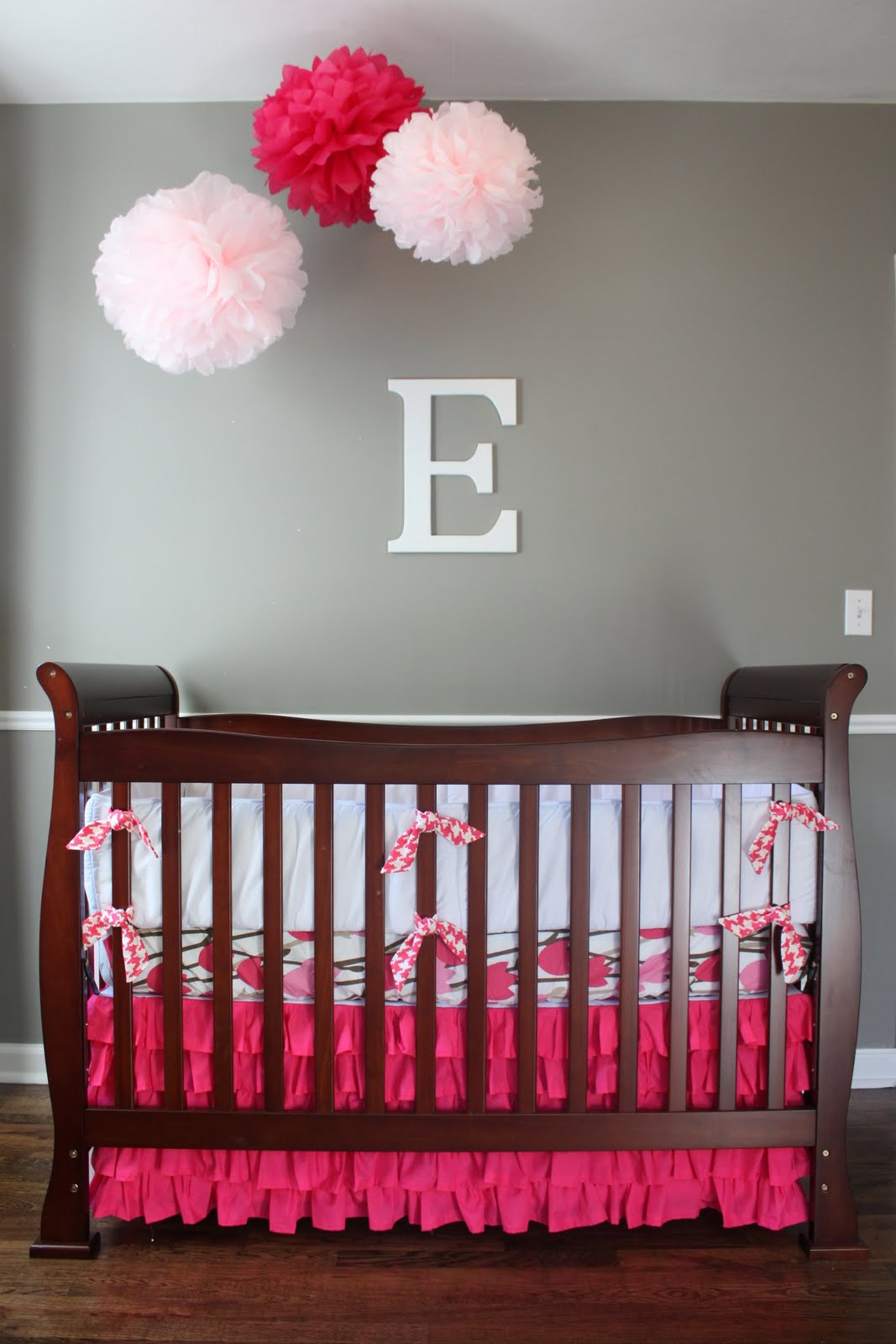 Baby Girl Room Decoration  simple sage designs Check This Out Baby Girl Nursery