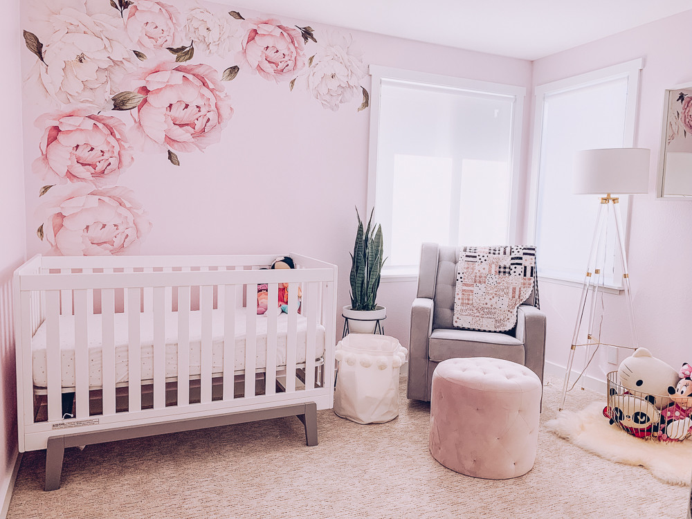 Baby Girl Room Decoration  15 Ideas for The Baby Girl's Room [ ]