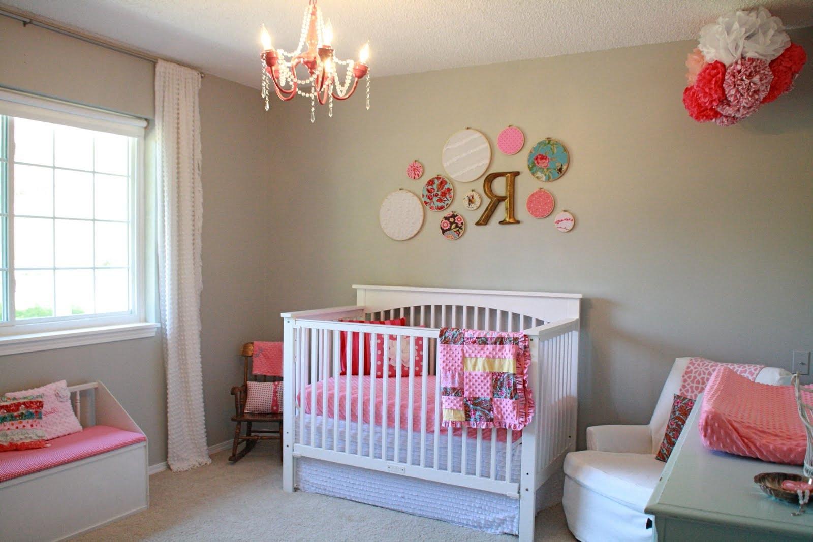 Baby Girl Room Decoration  Baby Girl Room Decor Ideas