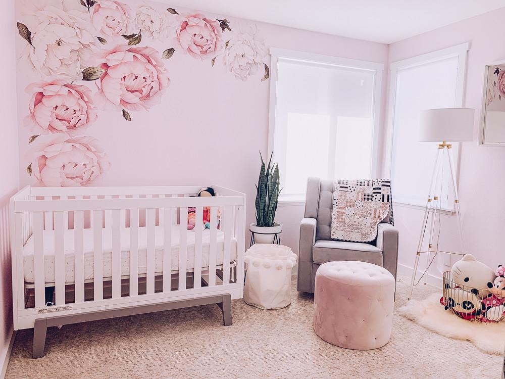 Baby Girls Room Decor Ideas  15 Ideas for The Baby Girl's Room [ ]
