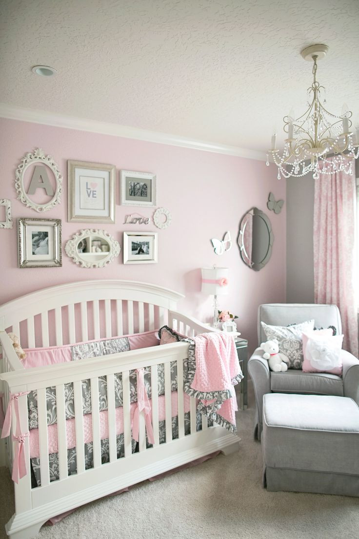 Baby Girls Room Decor Ideas  Baby Girl Room Decor Ideas