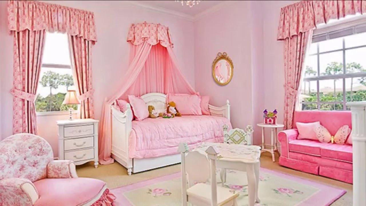 Baby Girls Room Decor Ideas  Baby girls bedroom decorating ideas