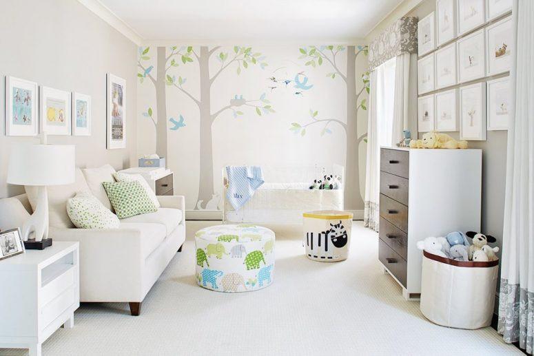 Baby Girls Room Decor Ideas  33 Cute Nursery for Adorable Baby Girl Room Ideas