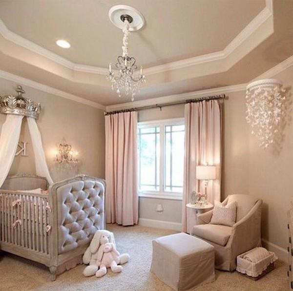 Baby Girls Room Decor Ideas  Baby Girl Room Ideas Cute and Adorable Nurseries Decor